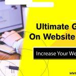 Ultimate Guide On Website Traffic